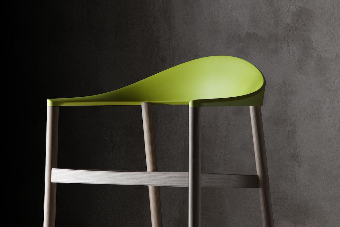 Monza design di Konstantin Grcic per Plank Collezioni.