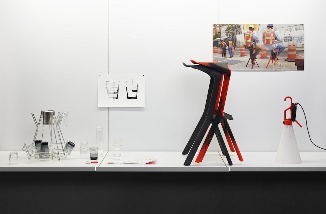 Panorama, al Vitra Design Museum, di Konstantin Grcic.