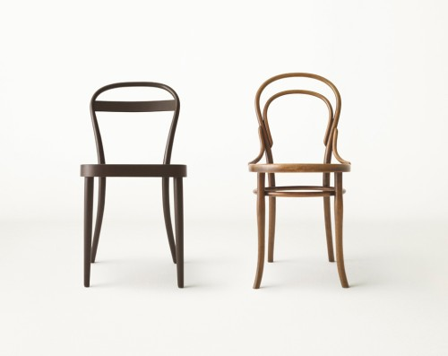 Muji Thonet, design di James Irvine, 2009.