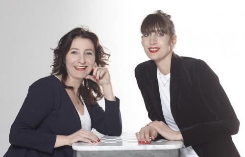 Marialaura Rossiello e Maddalena Casadei