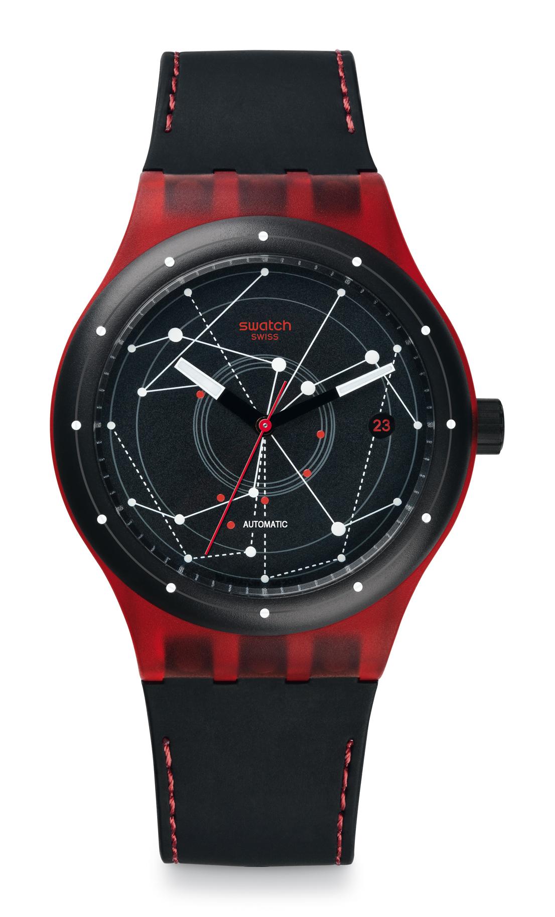Orologio Swatch Sistem51.