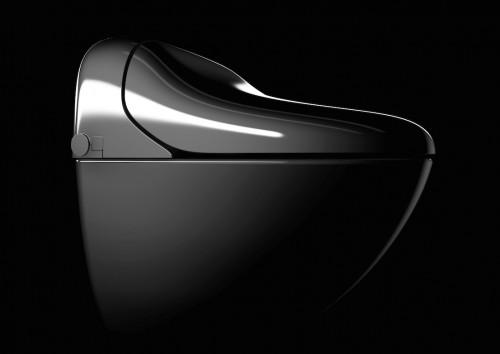 Washlet, design di Stefano Giovannoni per Toto, 2010.