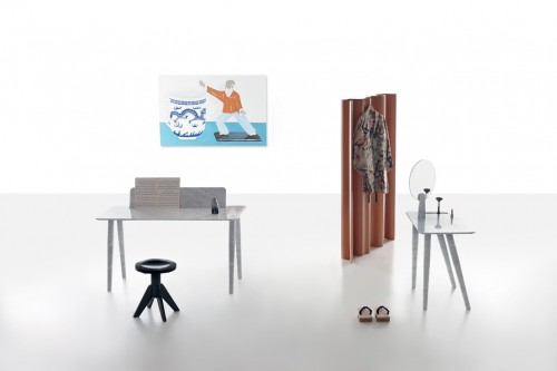 Isa, design di Studio Irvine, per Marsotto