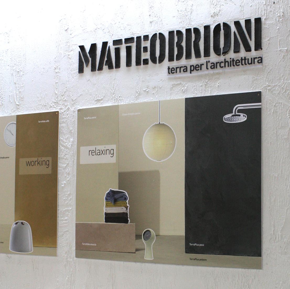Metteo Brioni, design di Studio Irvine, Bolzano, 2014.