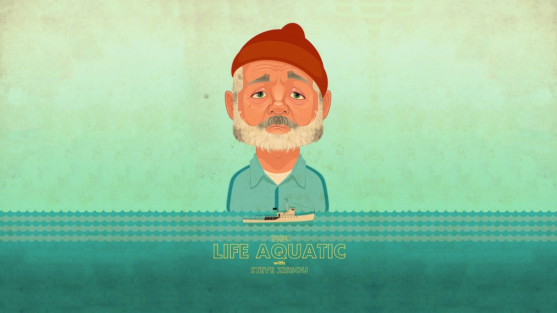 The Life Aquatic with Steve Zissou di Wes Anderson