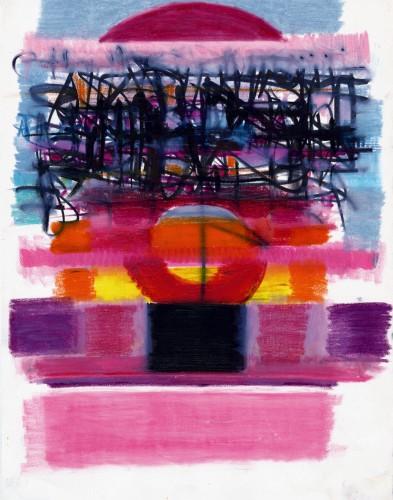 Schizzi di Ettore Sottsass, 1960