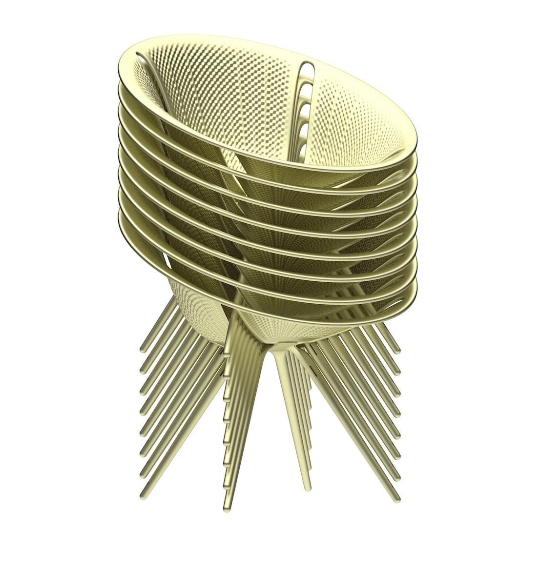Diatom, design di Ross Lovegrove per Moroso