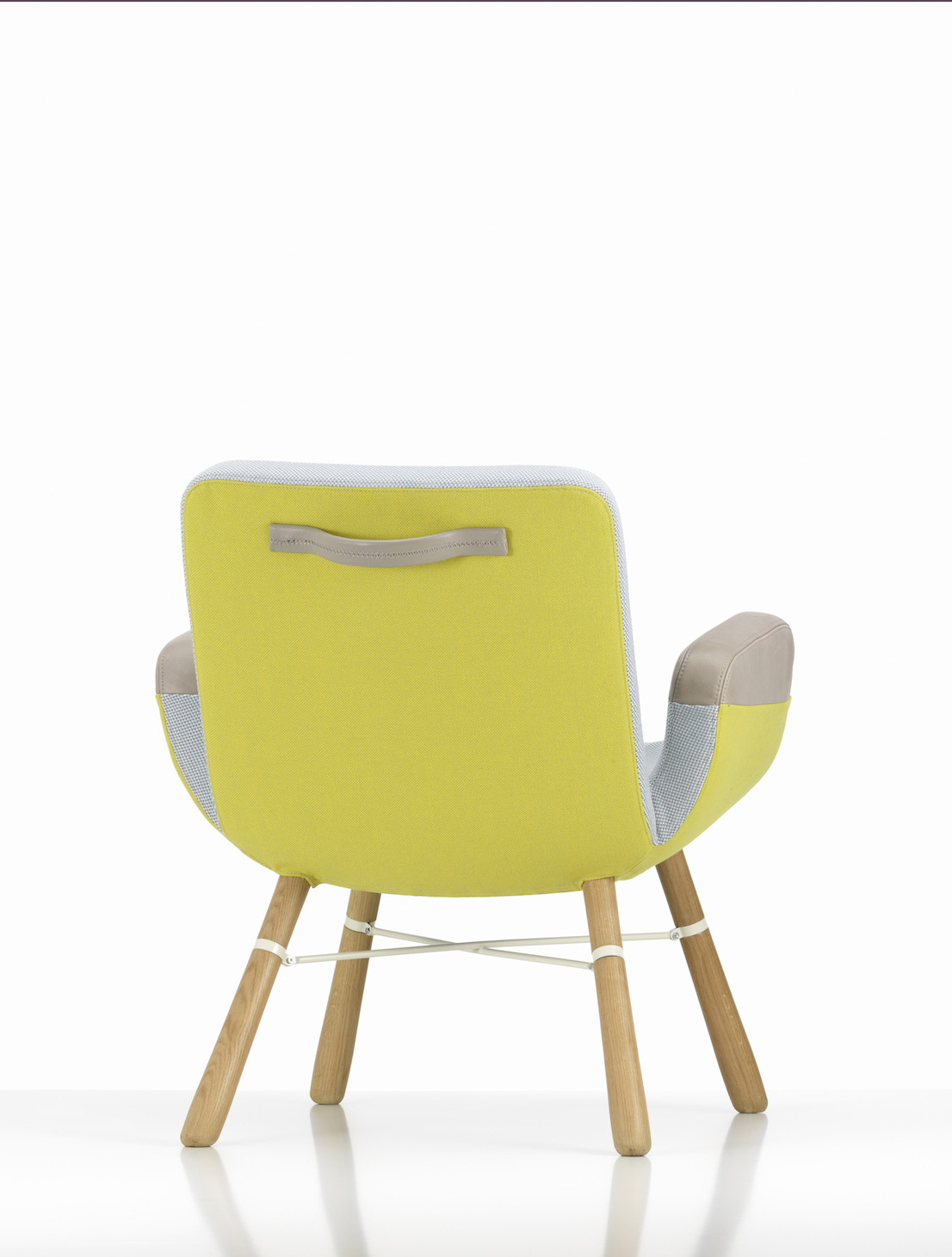 East River Chair, design di Hella Jongerius per Vitra