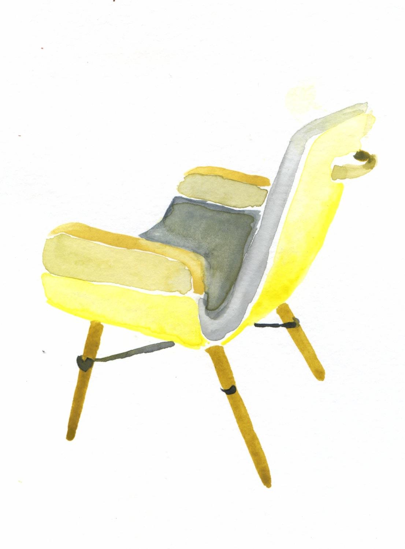 East River Chair, design di Hella Jongerius per Vitra