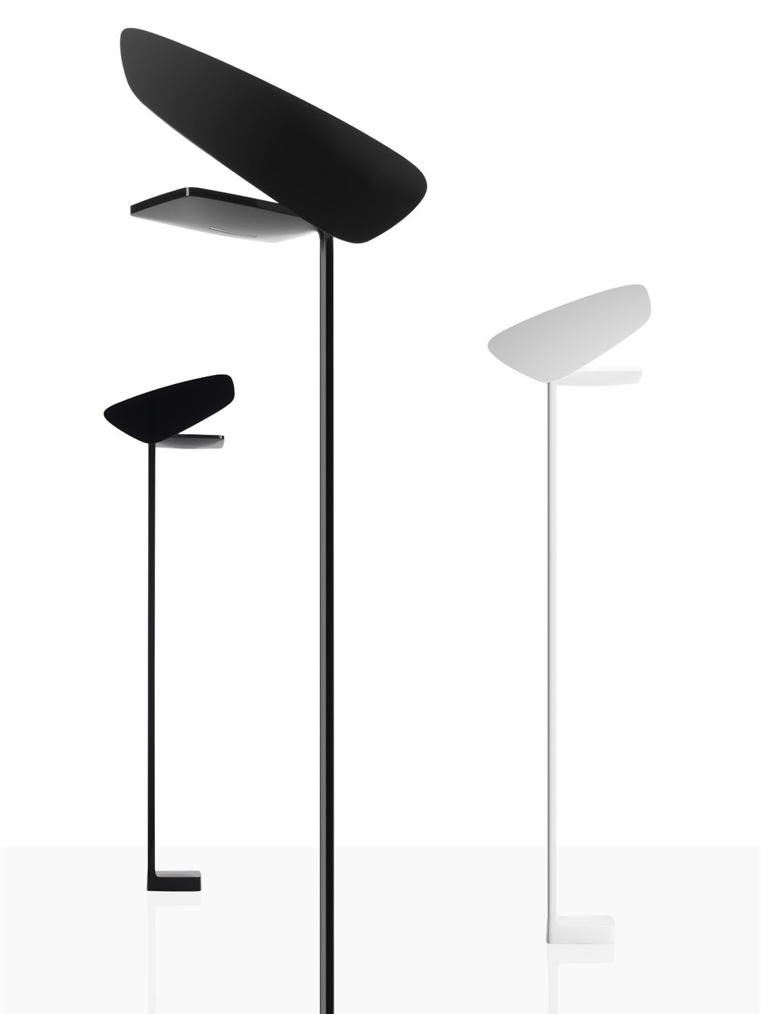 Lightwing, design di Jean Marie Massaud per Foscarini, 2014.