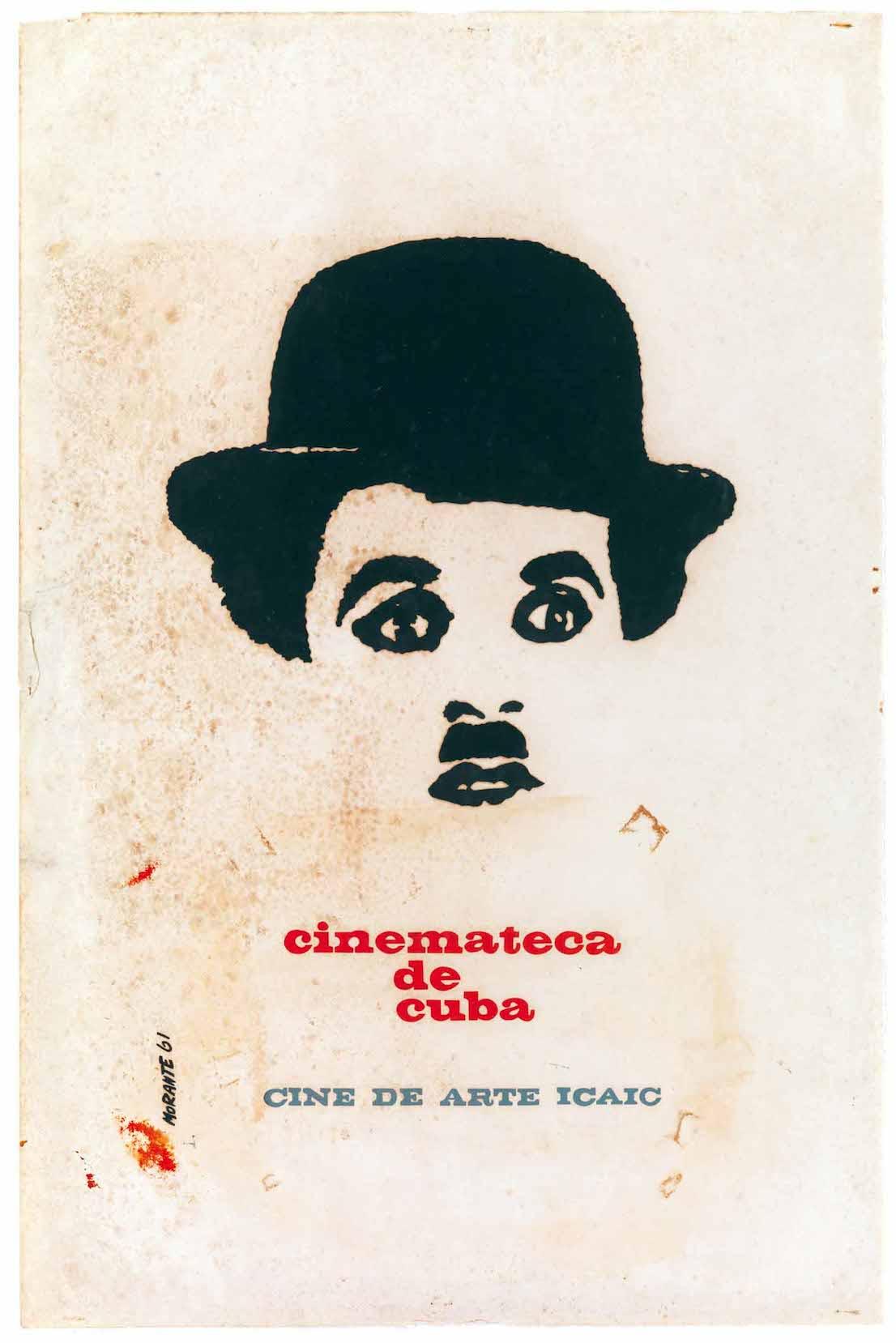 Rafael Morante, Cinemateca de Cuba, 1961.