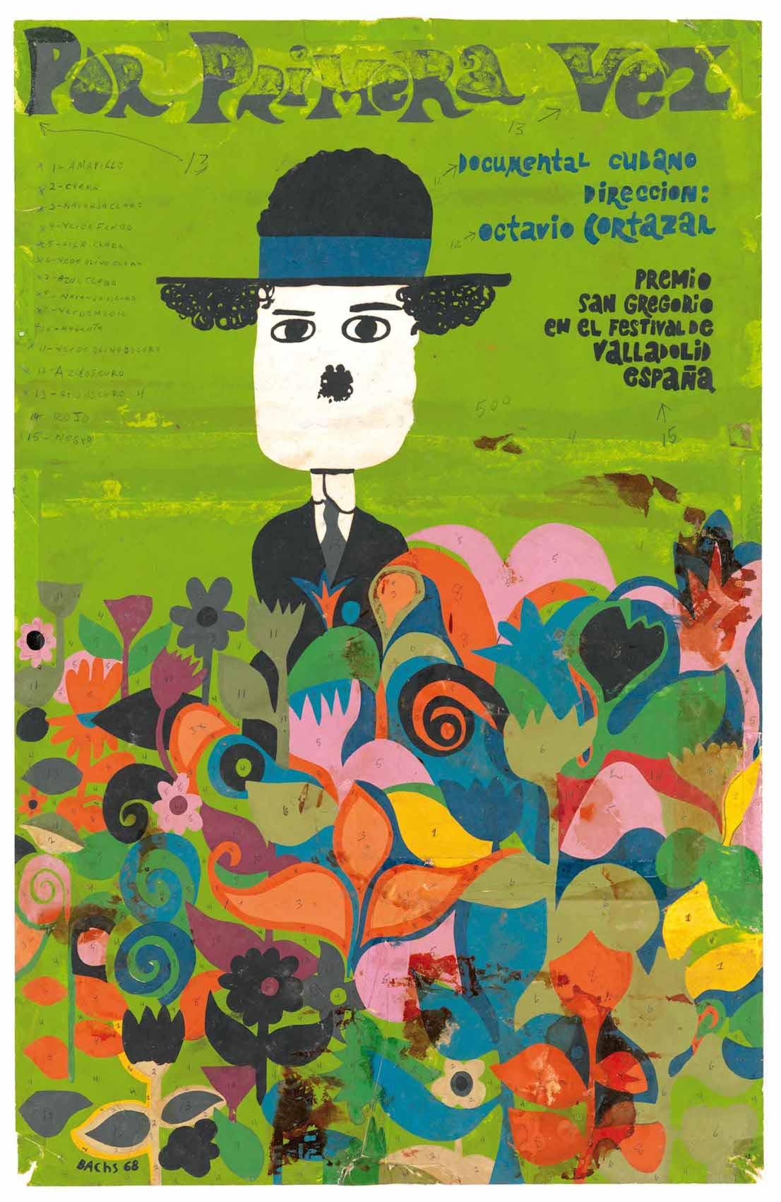 Eduardo Munoz Bachs, Por Primera Vez, 1968.