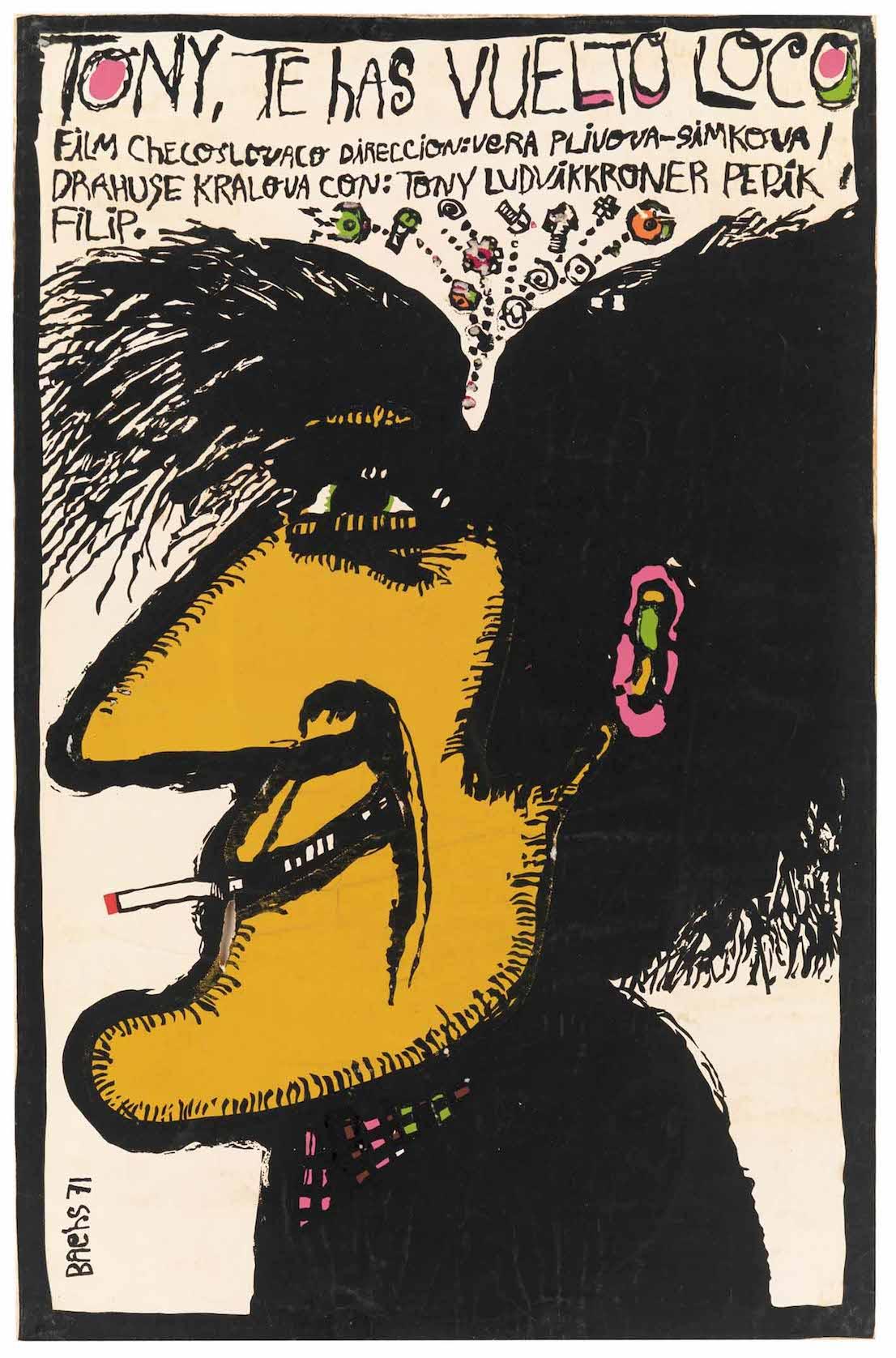 Eduardo Munoz Bachs, Toni, te has vuelto loco, 1971.