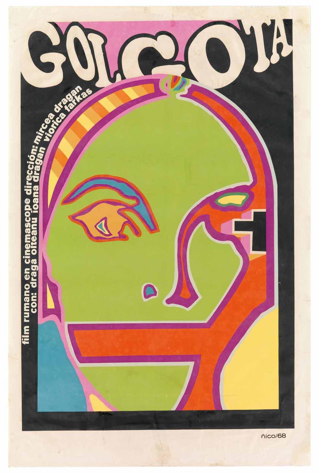 Antonio Perez Gonzalez (nico), Gogota, 1968.