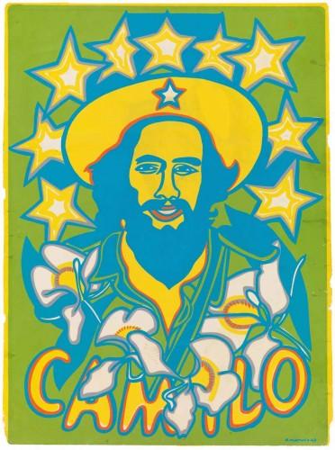 Raul Martinez, Camillo Cienfuegos, 1969.