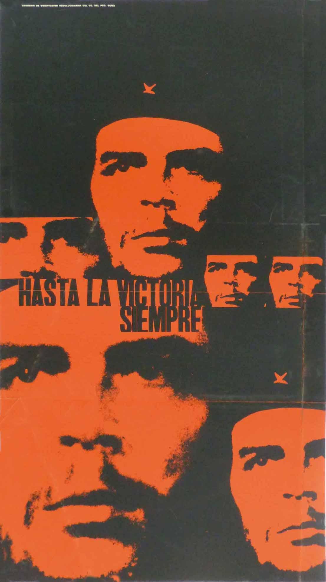 Antonio Pérez González Ñiko, Hasta la Victoria Siempre, 1968.
