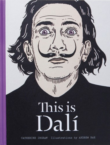 This is Dalí di Catherine Ingram