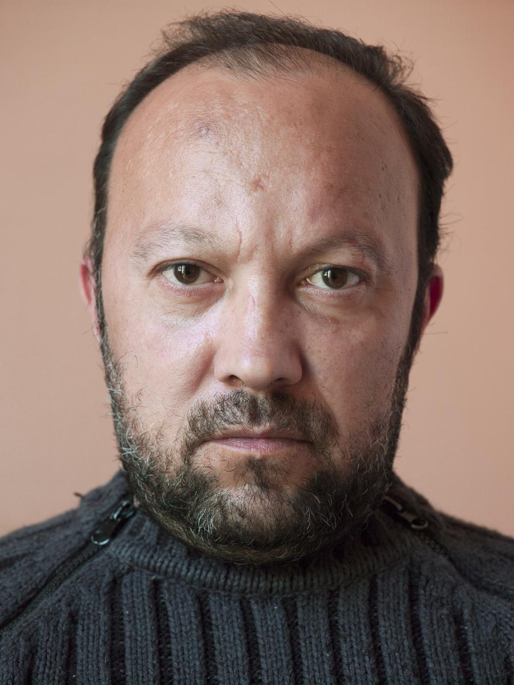 Peter Granser,Portrait 07,J'ai perdu ma tête