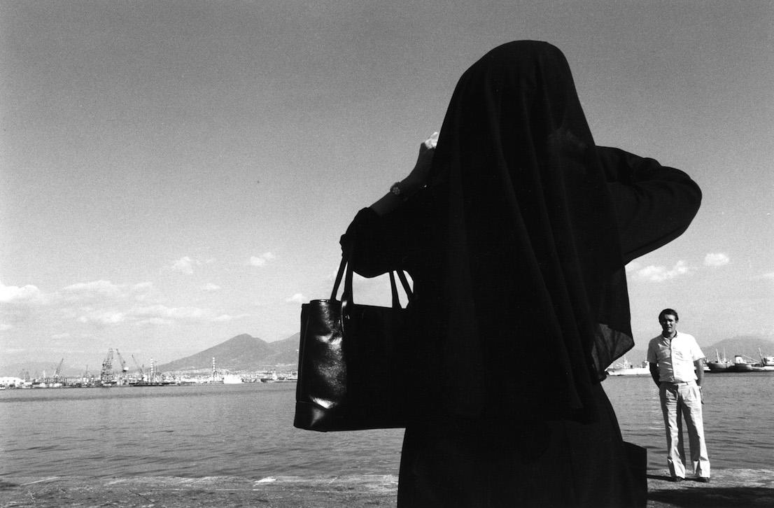 Antonio Biasiucci. Napoli, 1984