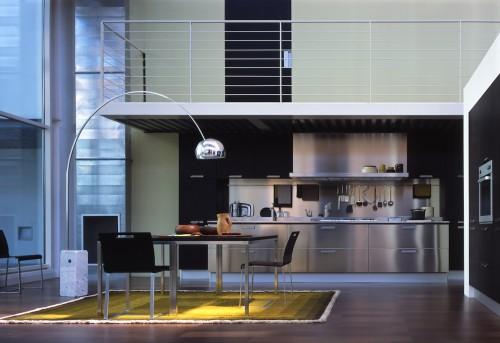 Arco, design Fratelli Castiglioni per Flos.