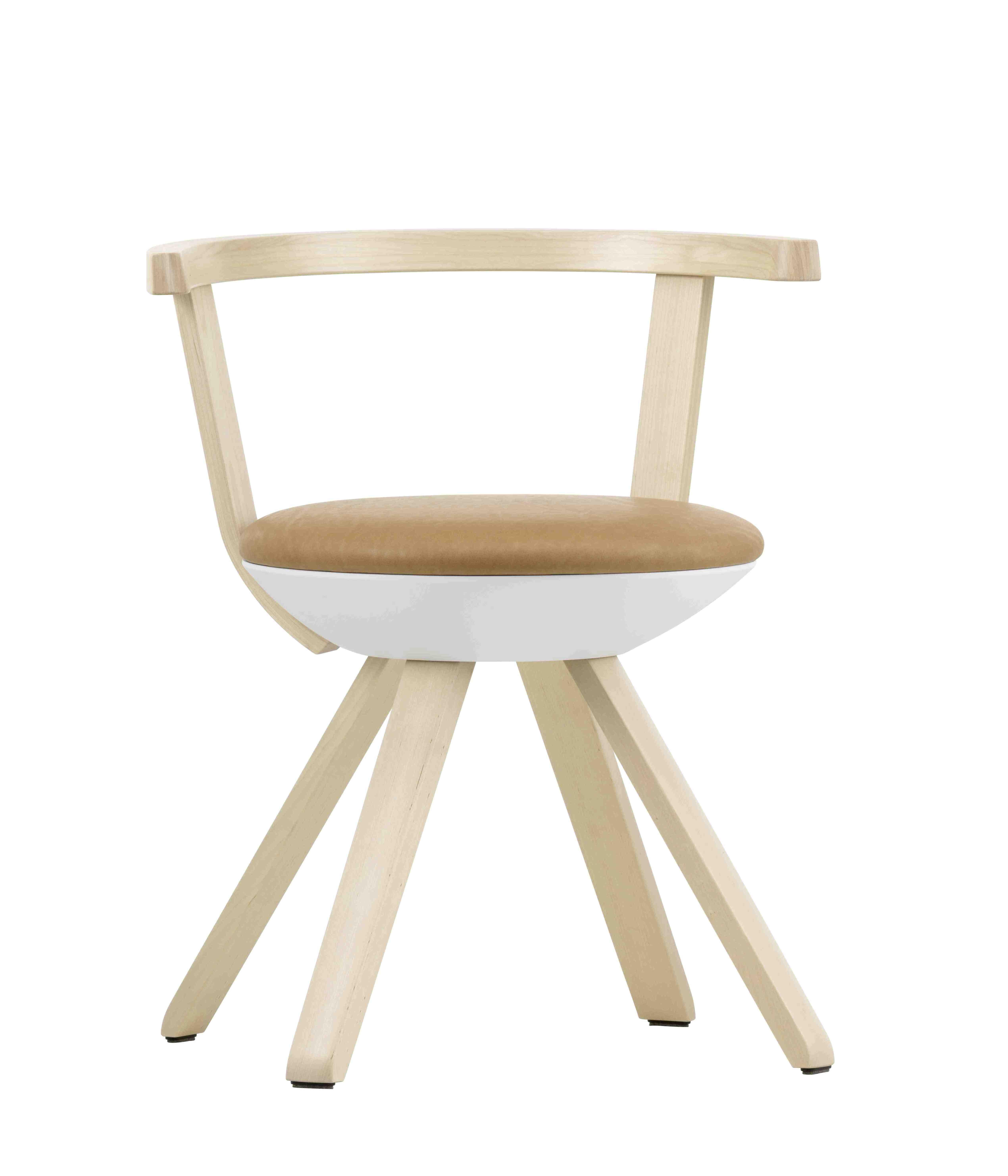 Rival Chair, design di Konstantin Grcic per Artek