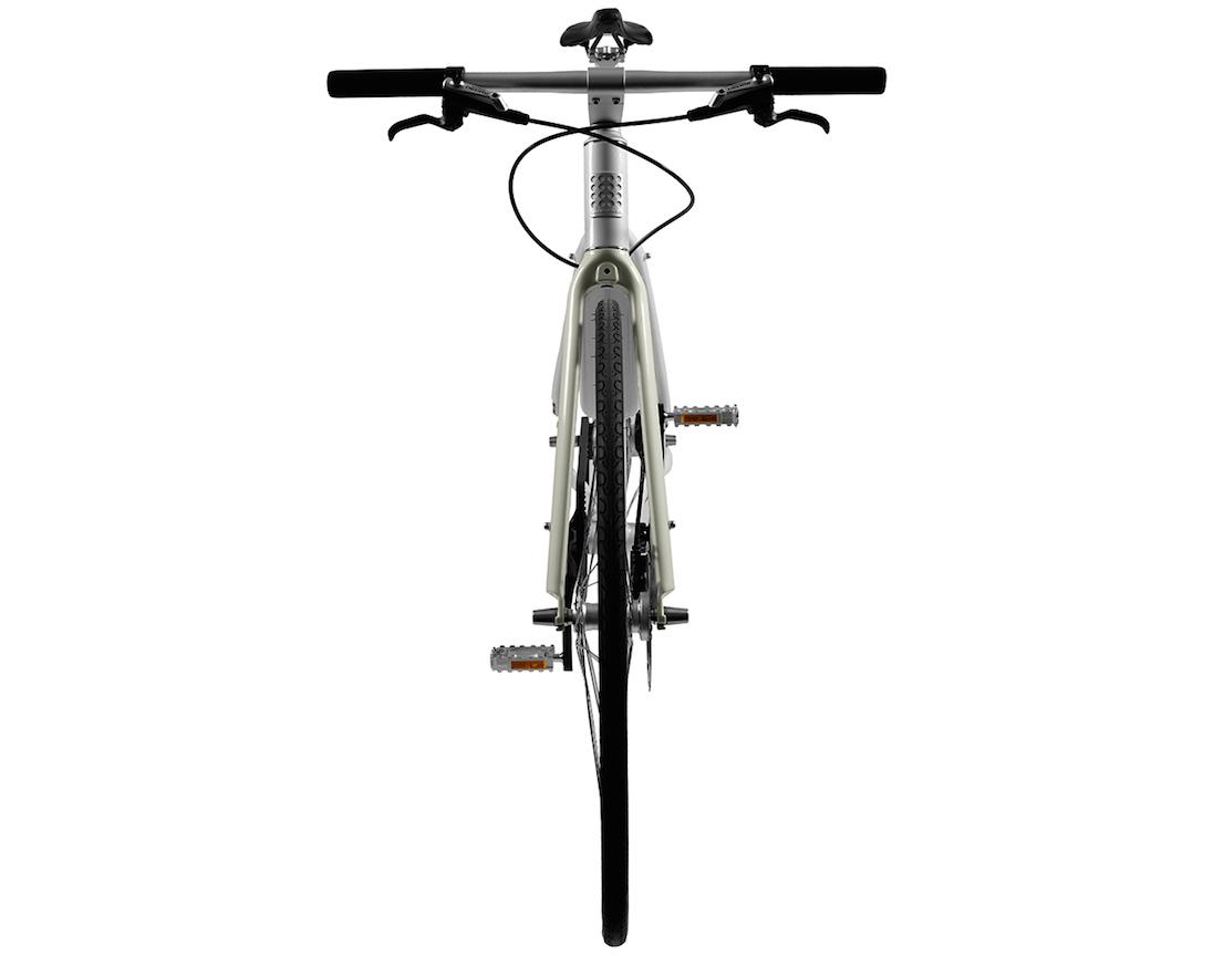 NYC, bicicletta prodotta da Biomega in collaborazione con studio KiBiSi di Bjarke Ingels.