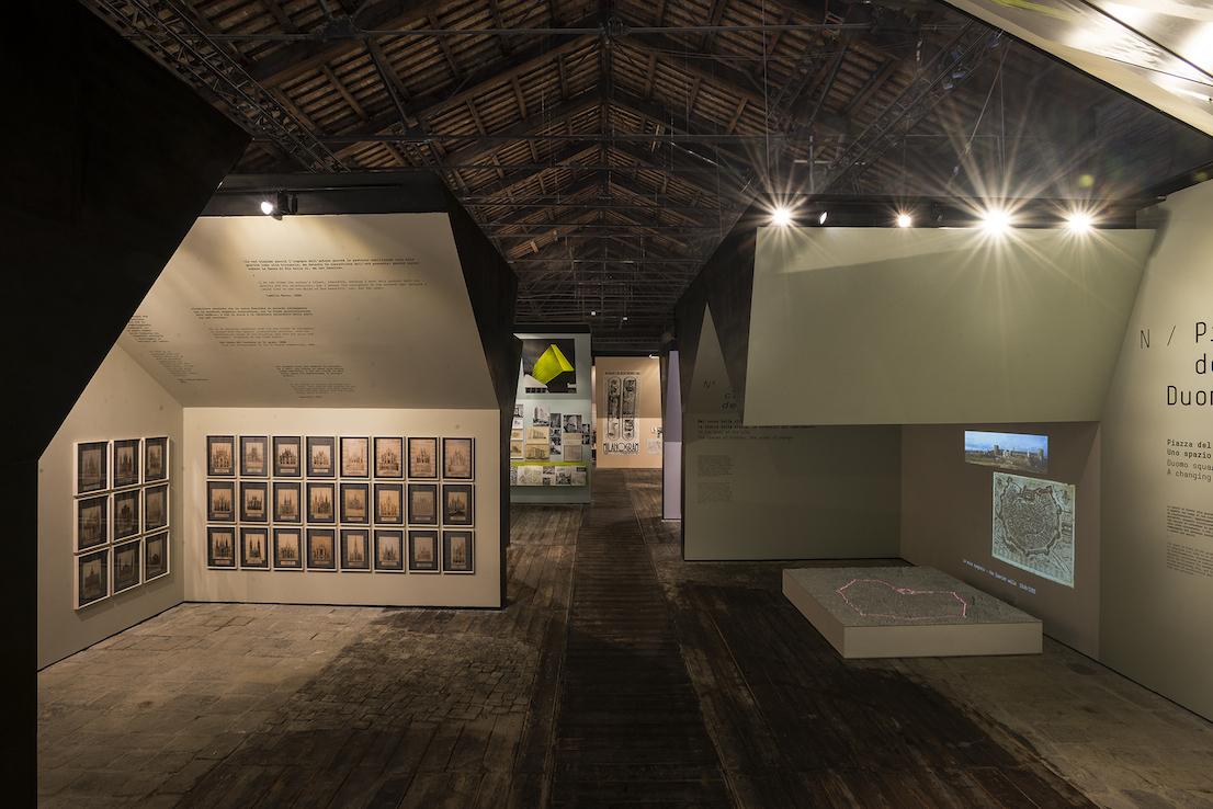 Venice Biennale, 2014. Italian Pavilion. Photo by Marina Caneve.