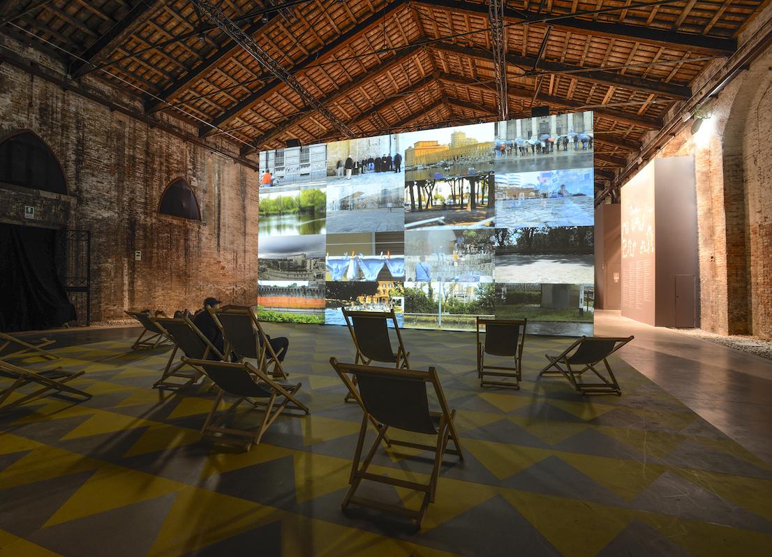 Biennale di Venezia, Padiglione Italia, 2014.