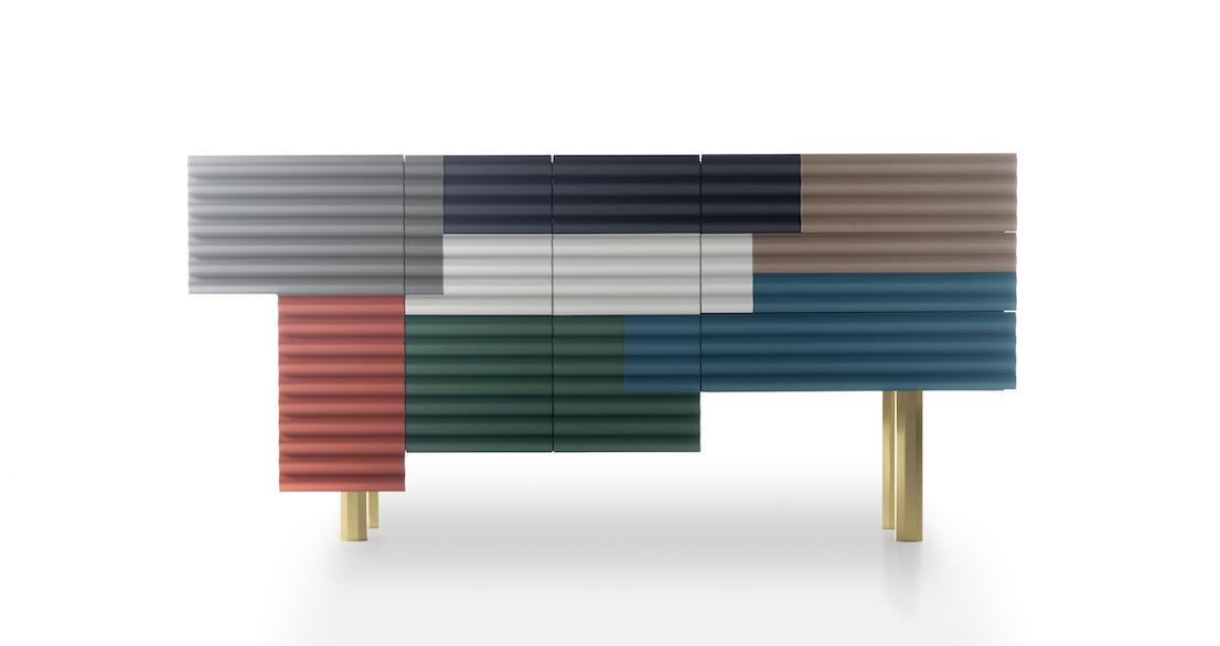 Shanty, design di Nipa Doshi & Jonathan Levien per BD Barcelona Design.