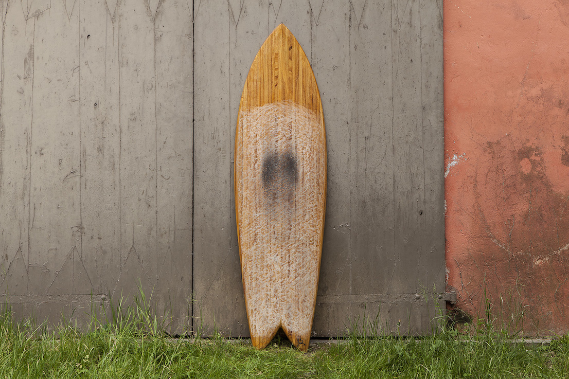 Solo Surfboards di Luca Bressan