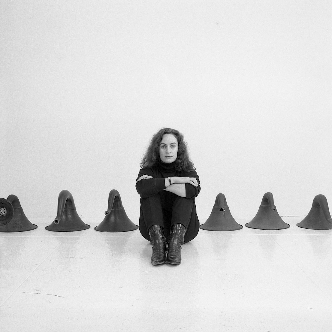 Annette Lemieux. Foto © Jeannette Montgomery Barron