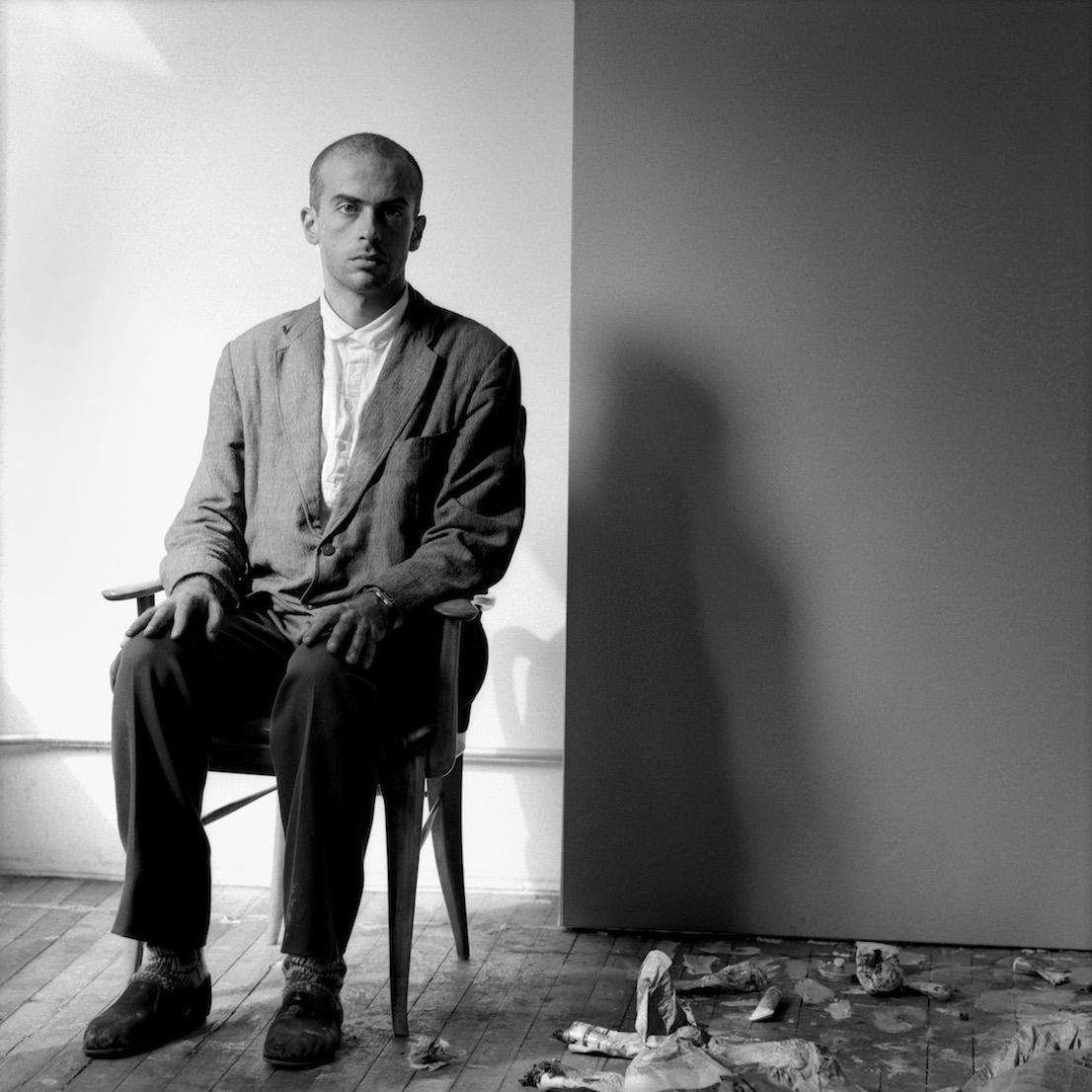 Francesco Clemente. Foto © Jeannette Montgomery Barron