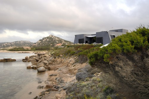Casa Bunker, La Maddalena.