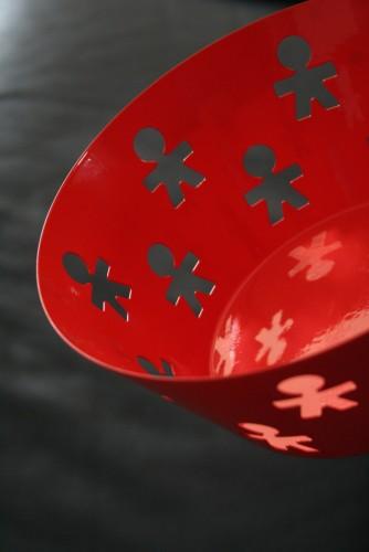 Girotondo, design di Stefano Giovannoni per Alessi