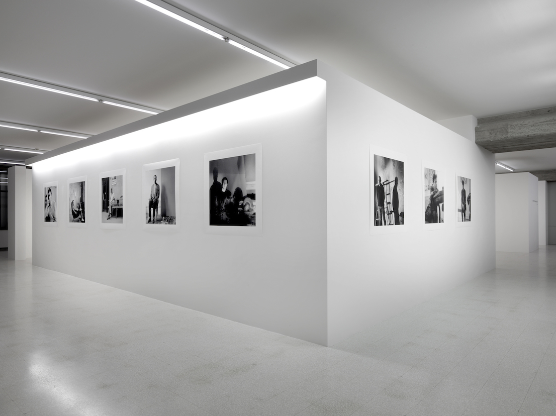 Jeannette Montgomery Barron, Scene. Photographs of the 1980's New York Art Scene. Collezione Maramotti. Reggio Emilia.