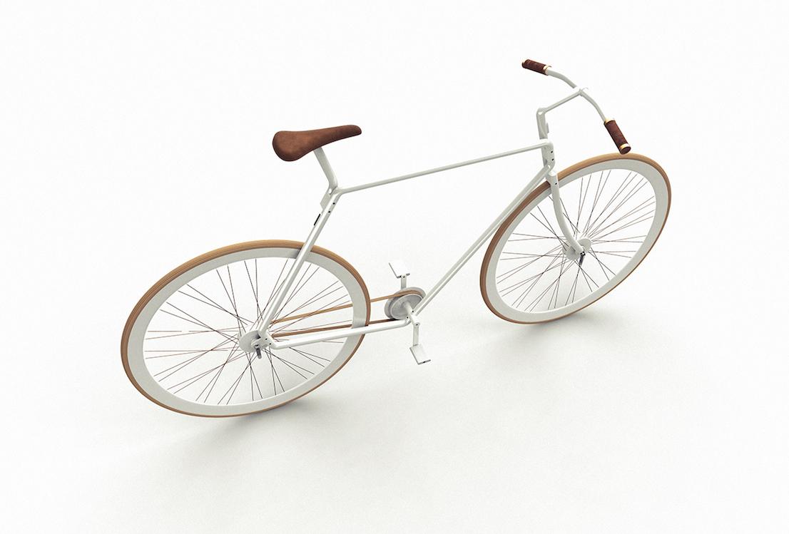 Kit Bike del marchio indiano Lucid Design