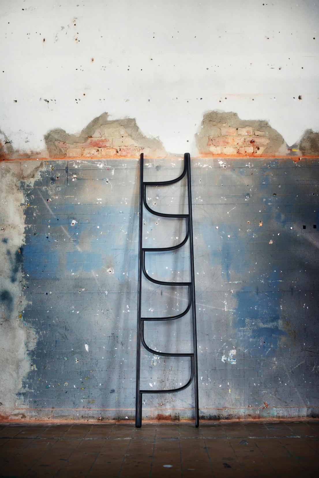 Ladder, Gebrüder Thonet Charlie Styrbjörn Nilsson Necessary #261