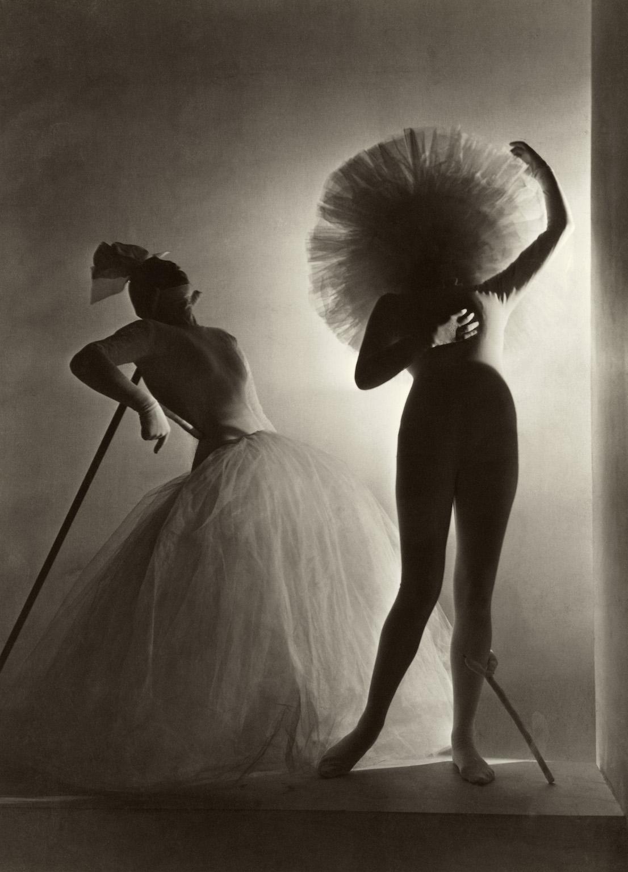 Salvador Dalí's costumes for Leonid Massine's ballet Bacchanale, 1939. © Condé Nast / Horst Estate.