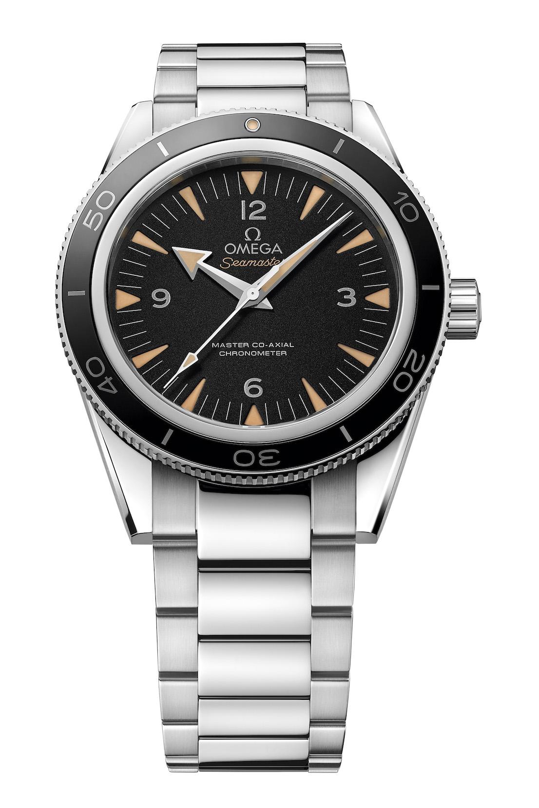 Seamaster 300, Omega