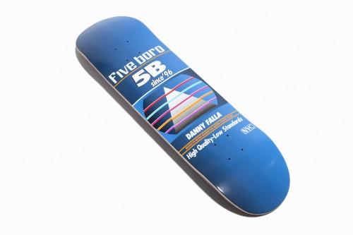 VHS Skateboard Series 5Boro