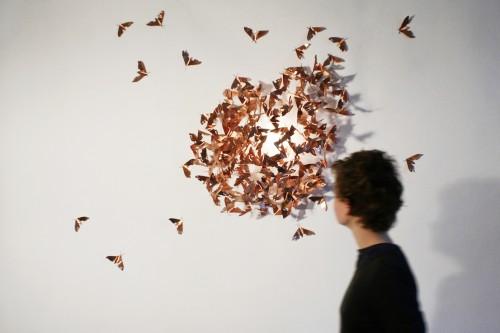limited moths, design di Mischer'Traxler, 2008/2009.