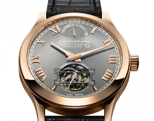 L.U.C Tourbillon QF Fairmined di Chopard
