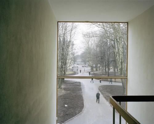 Viipuri (Vyborg) City Library, Karelia (today Russia),1927. Photograph by Armin Linke
