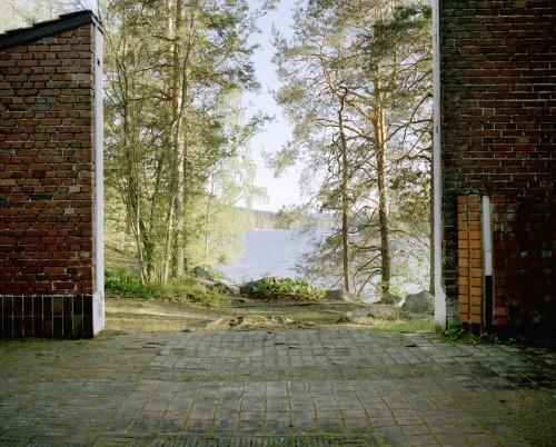 Experimental House, Muuratsalo, Finland, 1952-1953. Photograph by Armin Linke