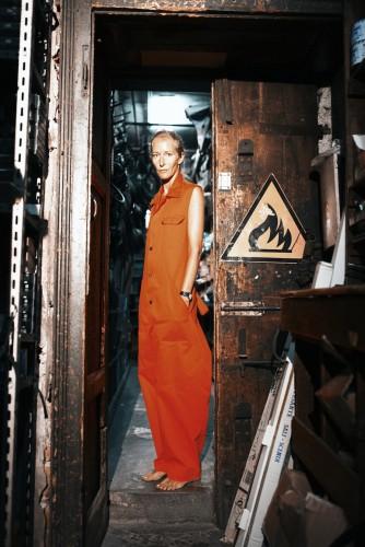 Gentucca Bini, The Charme of the Uniform
