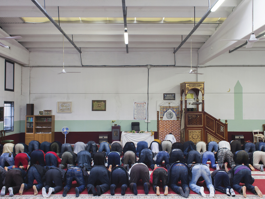 Hidden Islam di Nicoló Degiorgis