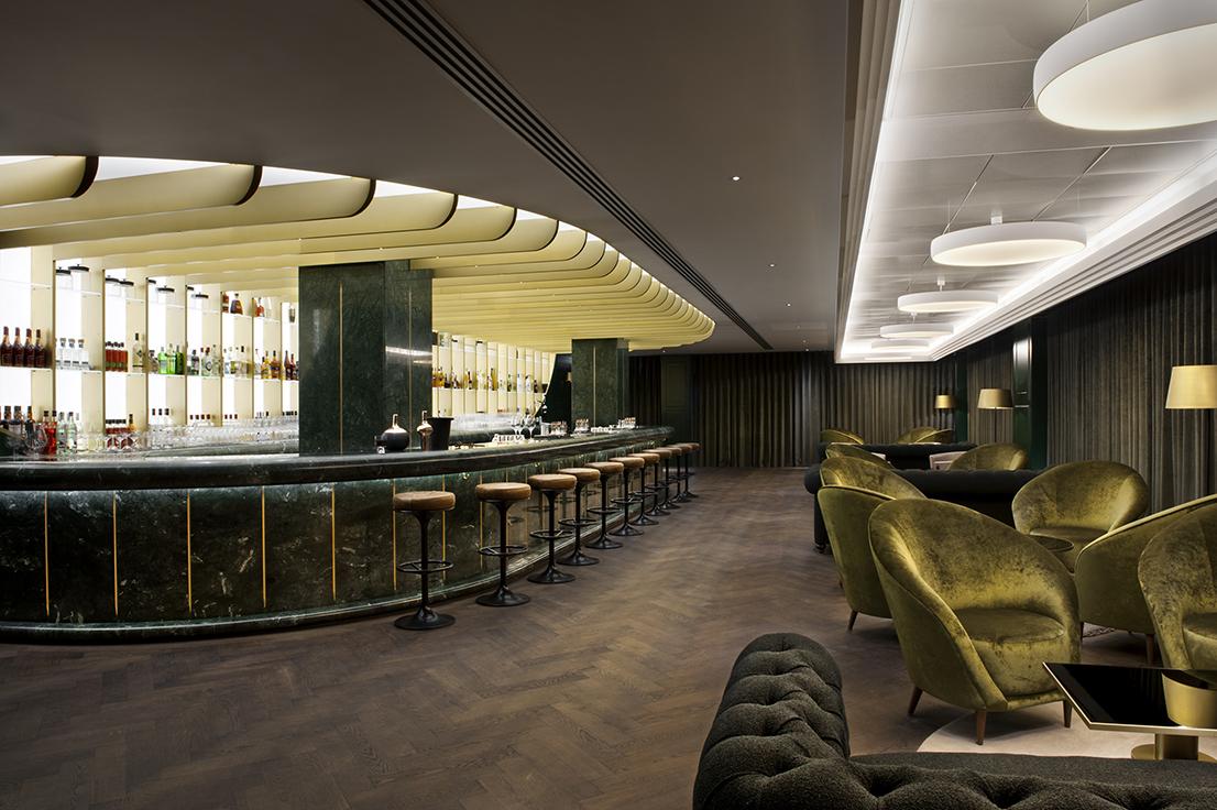 Mondrian Hotel London Tom Dixon Klat