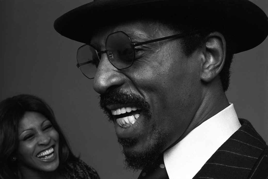 Ike & Tina Turner, 1975. Foto: © Norman Seeff