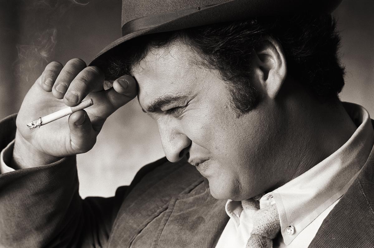 John Belushi, 1981. Foto: © Norman Seeff