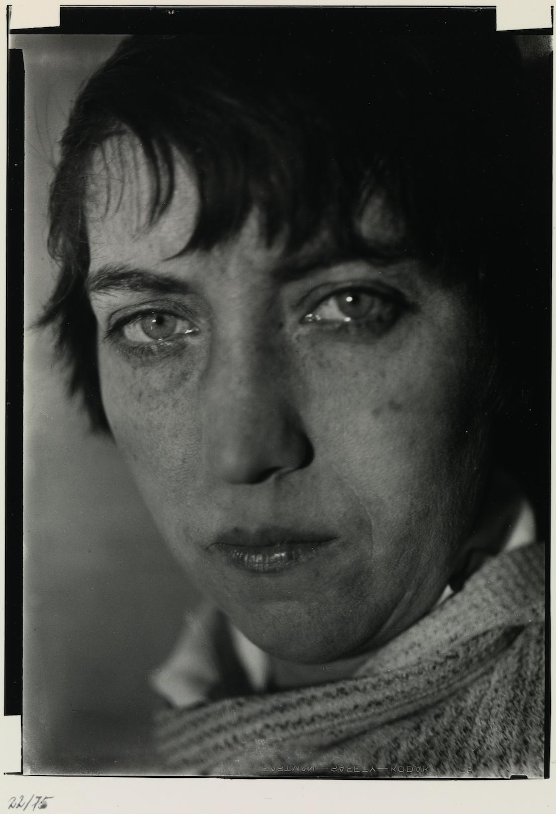 "Walker Evans, Berenice Abbott. Portfolio Print 1929–30. Blind Stamp ""Walker Evans Archive I"" (1974). © Walker Evans Archive, The Metropolitan Museum of Art."